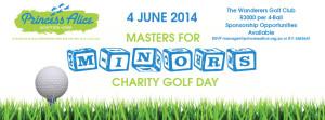 Masters 4 Minors Invite