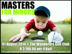 Masters 4 Minors Advert