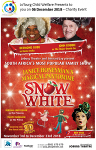 Advert for Snow White