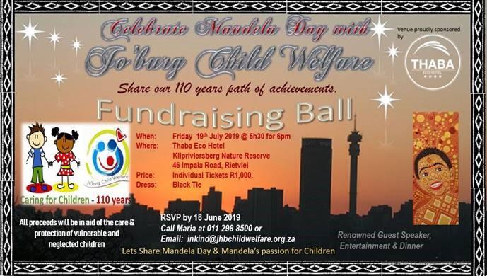 JCW Fundraising Ball